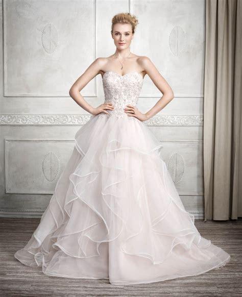 imagenes de vestidos de novia con olanes vestido de novia estilo princesa tipo de vestidos de novia