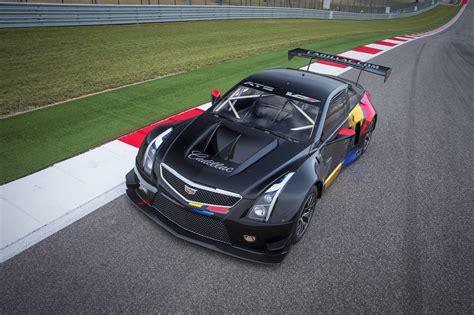 cadillac reveals  ats vr gt car sportscar