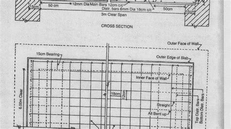 Electrical Floor Plan Rcc Slab Roof Design Example Engineering Feed