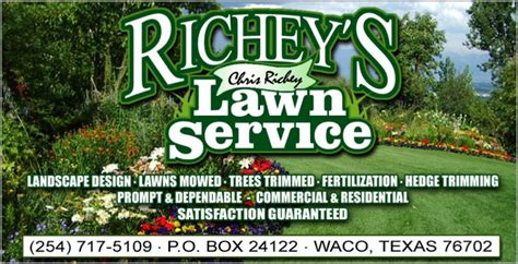 chris richey s professional lawn service lawn care