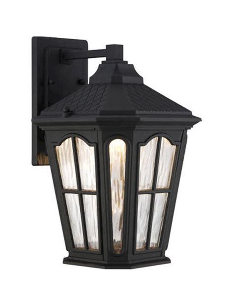 patriot lighting outdoor wall light patriot lighting samuel 14 25 black led wall light at