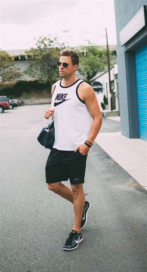 Gymwear Addicted Ad362 hello his when nike becomes an addiction manly fashion workout clothes and