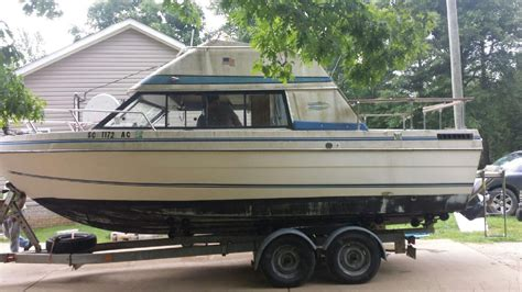 bayliner boats with cabins bayliner cabin 1979 for sale for 2 000 boats from usa