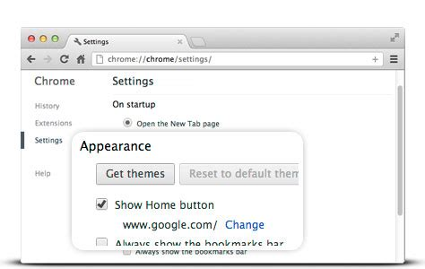 make your homepage