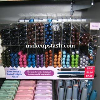 Funky Eyelights Pencil Silkygirl 1 21 buys from watsons makeup stash