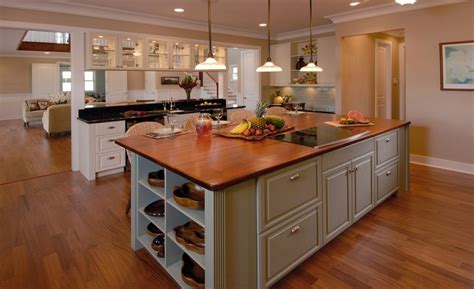 kitchen island with electric stove home decorating trends homedit