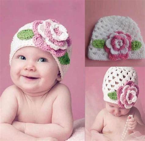 Bandana Bayi Mdwdbs0041 Baby Headband Dhanis Baby Shop newborn photography prop baby pink flower white hat edge photography