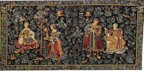Tapisserie Medievale by Embroidery Tapestry Tapestries