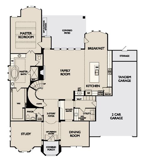 ashton woods homes floor plans eldorado new home plan for southern trails 85ft community