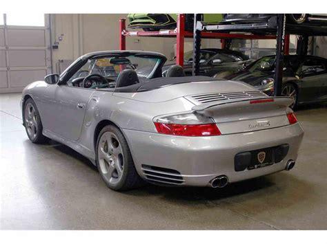 Porsche 2005 For Sale by 2005 Porsche 911 Turbo S Cabriolet For Sale Classiccars