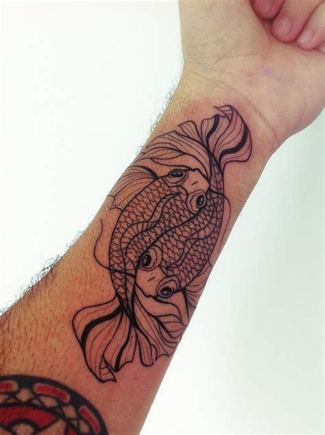 fish tattoo on wrist 301 moved permanently
