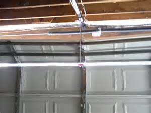 Garage Door Strut Garage Garage Door Struts Home Garage Ideas