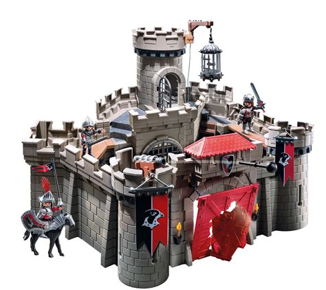 playmobil hawk knights castle toys