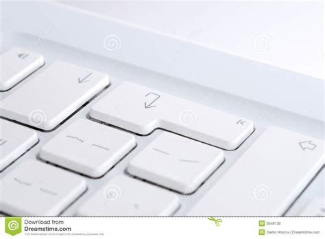 section sign on mac white computer keyboard enter stock photo image 3548130