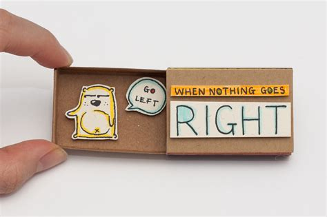 Writing Cover Letters by Surprise Messages Hidden In Little Matchboxes Bored Panda