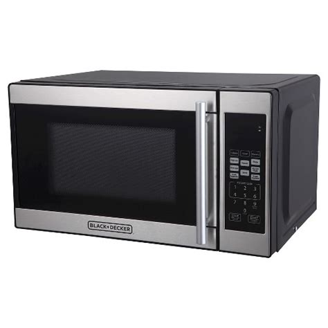 microwave store black decker 174 0 7cu ft 700 watt microwave oven black