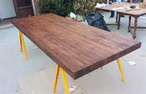 build a dining room table how to build an inexpensive dining room table in 5 steps