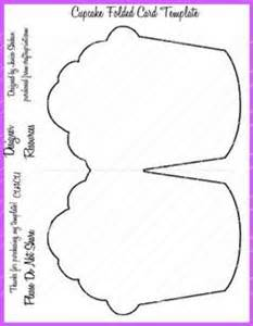 cupcake design template 1000 ideas about cupcake template on crafters