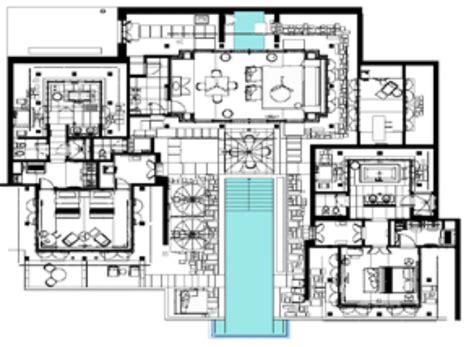 villa siena floor plans luxury villas in bali premier ocean view villa bulgari