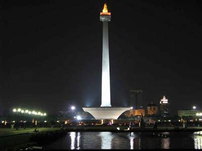 Monumen Nasional Monumen Keagungan Bangsa Indonesia warna warni kehidupan tugu monas sejarah bangsa ku
