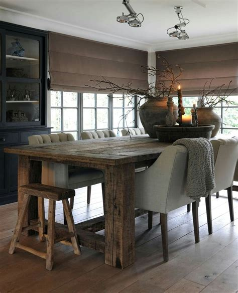 modern dining table and chairs best 25 rustic dining tables ideas on dining