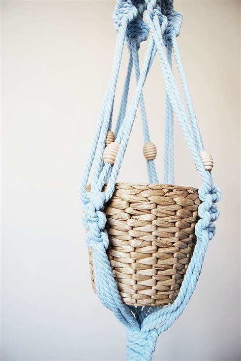 Macrame Projects - cool macrame projects to diy this summer