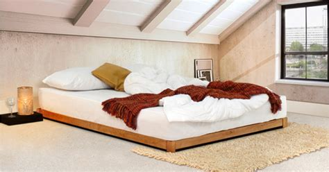 low bed frame low loft bed space saver get laid beds