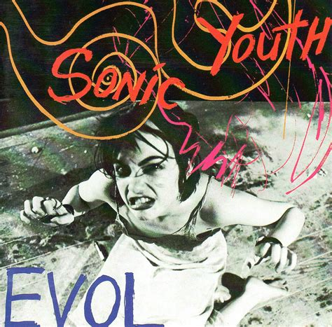 Cd Sonic Youth vinilos importados sonic youth evol lp