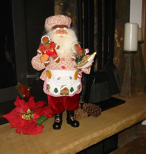 collectible themed santa traditional santa clause