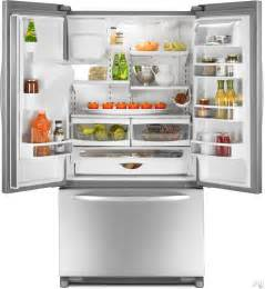 Open the refrigerator stainless steel refrigerator modern house