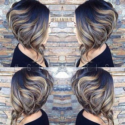 inverted two tone blonde bob style 2015 25 short inverted bob hairstyles short hairstyles 2017