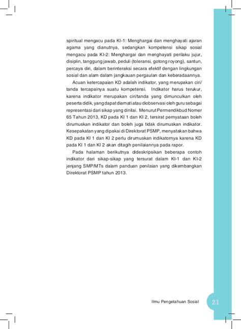 Buku Indikator Ekonomi Edisi 2 Aw buku pegangan guru ips smp mts kelas 7 kurikulum 2013 edisi revisi 20