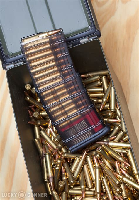 Cabinet Target Choosing The Best Ammo For Your Rifle