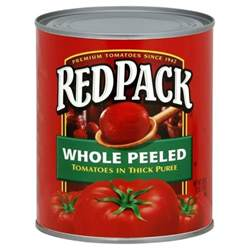 pack canned whole peeled tomatoes 28 oz target