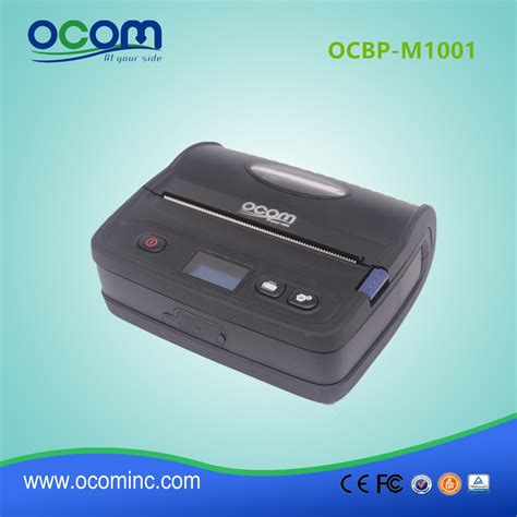 Printer Bluetooth Android ocbp m1001handheld android bluetooth thermal printer