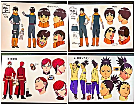boruto list of characters boruto naruto the movie artwork character designs on meta