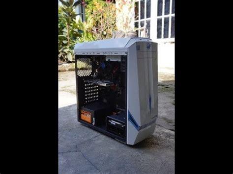 Armaggeddon T3z Decatron White T3010 unboxing powerlogic armageddon decatron t3z white murah tapi gak murahan