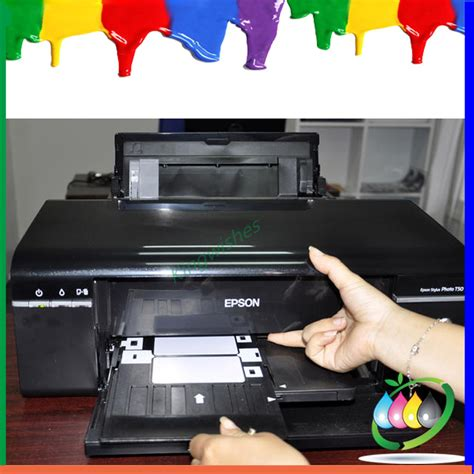 epson id card tray template fast shipping blank id card tray for epson inkjet printer