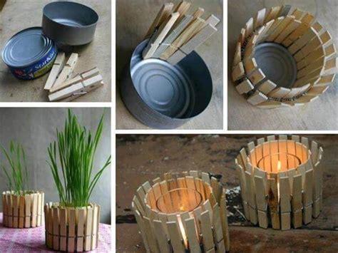 Tempat Lilin Kayu Wood Candle Holder Handmade Lilin Besar Satuan 23 diy home makeover ideas on a budget newnist