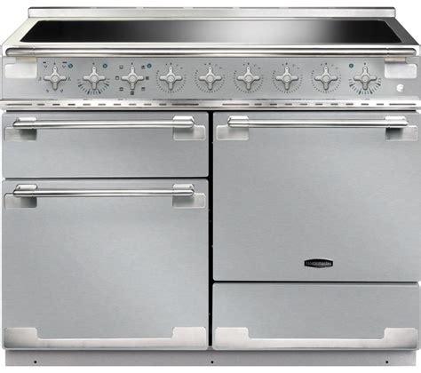 kitchen range with induction hob buy rangemaster elise 110 electric induction range cooker stainless steel chrome free