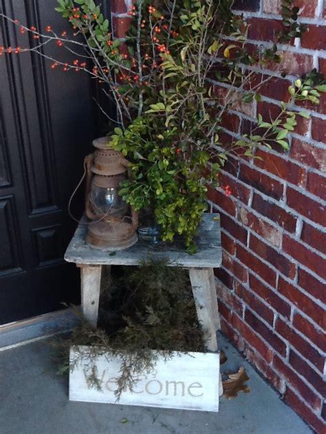winter porch decorating ideas 39 best winter porch decorating images on pinterest la