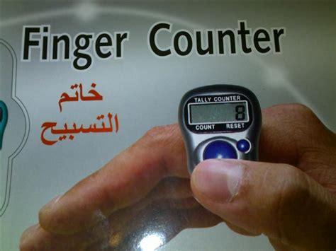 Tasbih Digital Counter Digital Finger Counter Tongsis Fisheye 2 digital electronic welcome to darul kutub