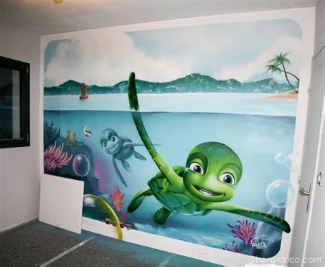 fresque chambre enfant d 233 co chambre fresque