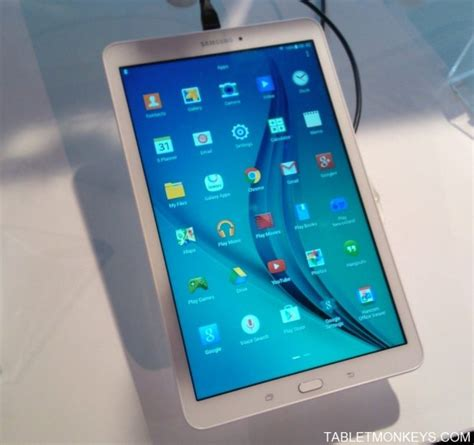 Samsung Tab E 9 6 by Samsung Galaxy Tab E 9 6 Gets Permanent Price Cut Android
