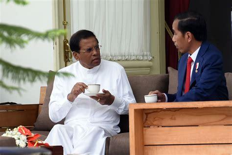 veranda talk apresiasi bantuan 5 000 metrik ton beras presiden