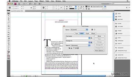 tutorial grep indesign working with grep and indesign