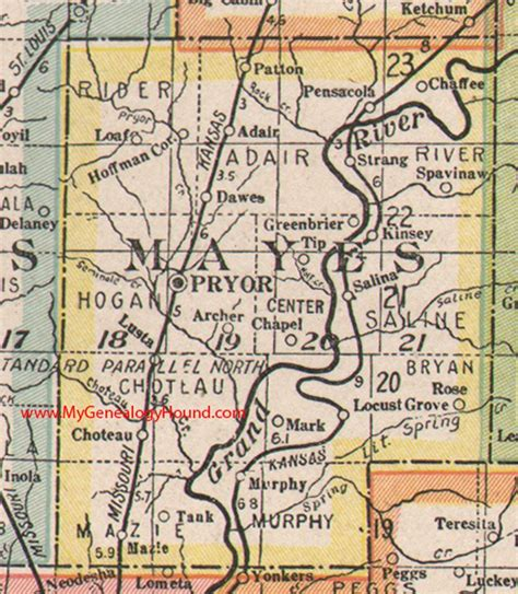 vintage oklahoma map 26 best vintage oklahoma and indian nation maps images on