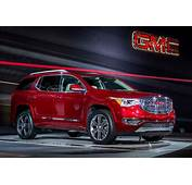 New 2018 2019 GMC Acadia – The Second Generation Of