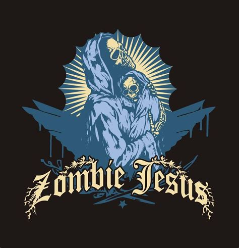 Zombie Jesus Meme - the chions of hell