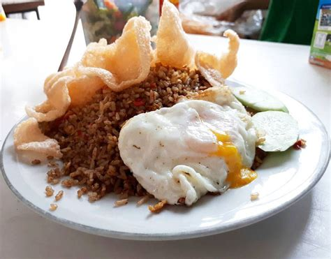 nasi goreng kebuli apjay panglima polim lengkap menu